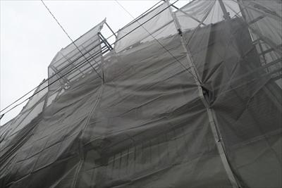 【屋根葺き替え工事】|【中野区】