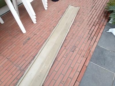 練馬区|火災保険申請|屋根カバー工事