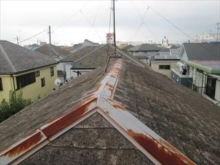 屋根カバー工事 無料点検|目黒区
