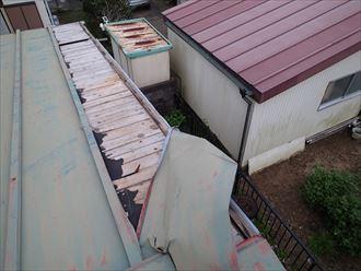 江戸川区 瓦棒屋根