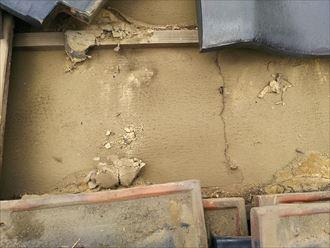江戸川区 防水紙の切れ