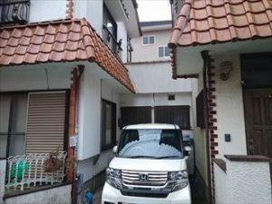 墨田区連棟屋根修理001