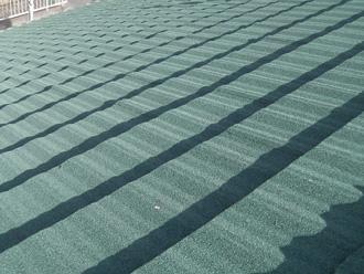 新宿区でD'sルーフィングを使った屋根葺き替え 工事完了