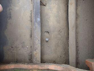 葛飾区 防水紙の切れ