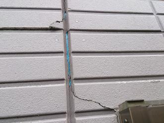 板橋区で窓枠サッシのシーリング劣化による雨漏り