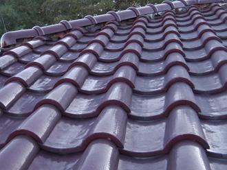 江東区 漆喰が剥がれているお住まいの点検 屋根の状態