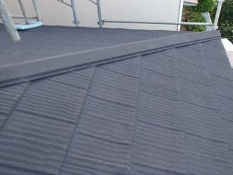 墨田区 屋根カバー工法 完了