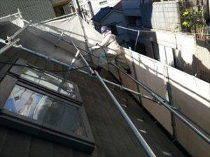 墨田区屋根塗装005