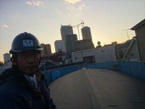 豊島区屋根カバー021