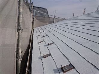江戸川区屋根塗装サーモアイ005