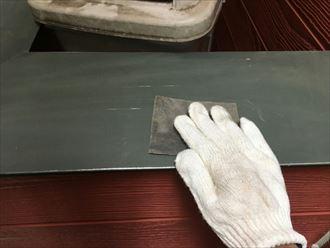 江東区鋼板塗装002