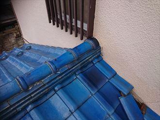 足立区瓦雨漏り散水010