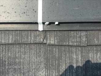 江戸川区アパート屋根塗装004