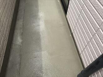 江戸川区モルタル防水施工004