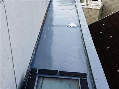 防水,通気緩衝工法