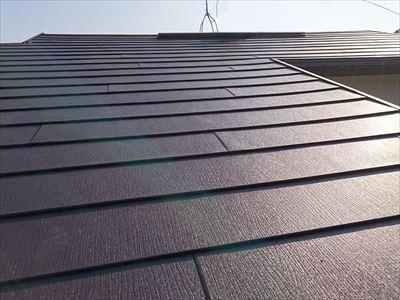 ガルバリウム鋼板,スーパーガルテクト