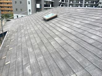 江戸川区アパート屋根塗装001