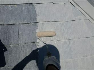 江戸川区アパート屋根塗装012