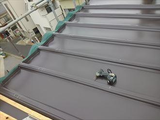 葛飾区屋根カバー完成007