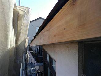 葛飾区屋根カバー設置003