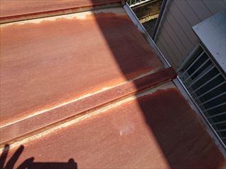 葛飾区トタン屋根塗装001