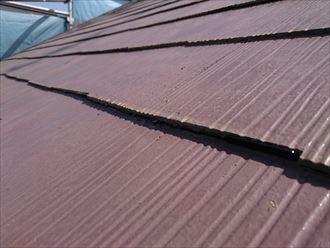 葛飾区屋根縁切り工事002