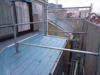 葛飾区明るい屋根色サーモアイ002