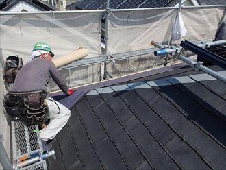 江戸川区屋根カバー工法