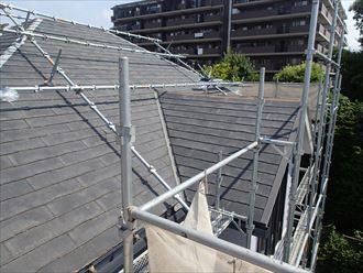 江戸川区パミール屋根