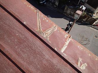 屋根シーリング