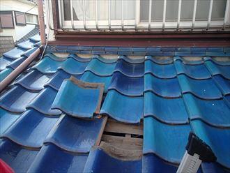 葛飾区天井雨漏りの原因