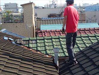 墨田区屋根葺き替え