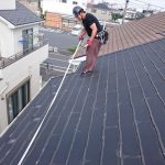 大屋根採寸