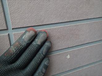 葛飾区外壁チョーキング
