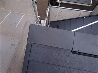 足立区屋根カバー工事