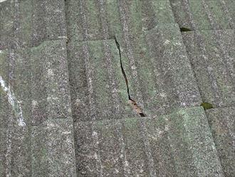 荒川区雨漏りと屋根葺き替え001