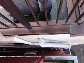 葛飾区屋上雨漏り調査005