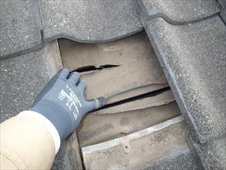 葛飾区雨漏り調査