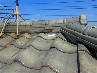 葛飾区瓦屋根