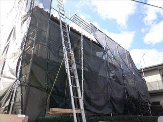 葛飾区セメント瓦葺き替え小002