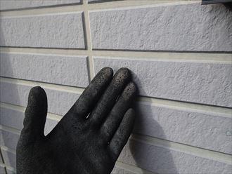外壁チョーキング(白亜化)