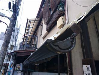豊島区アパート雹災001