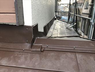 葛飾区屋根葺き替え工事