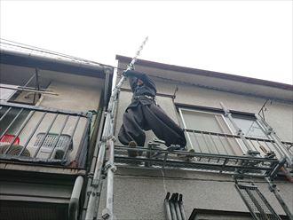 足立区ガルテクト屋根カバー001