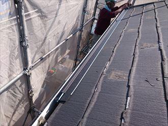 足立区パミールを屋根カバーで対処