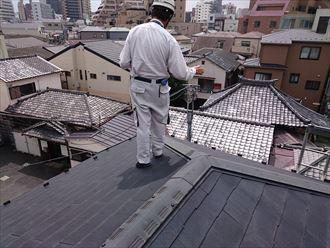 墨田区屋根カバー工事