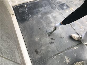 江戸川区雨漏り対策防水工事002