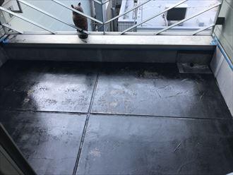 江戸川区雨漏り対策防水工事005