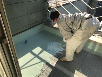 江戸川区雨漏り対策防水工事007