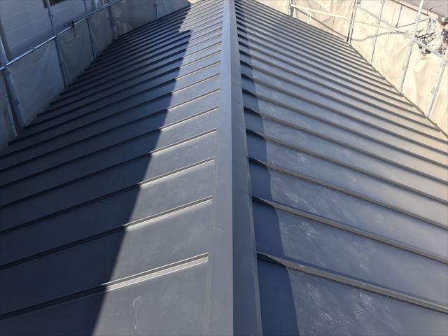 江東区屋根葺き替え